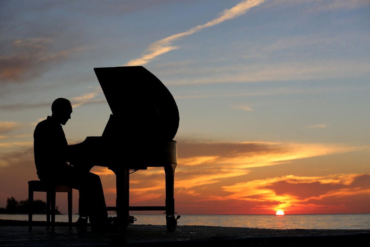 Fucking Sunrise Piano